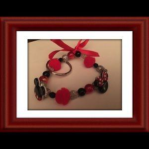 ❤️Disney bracelet keychain❤️